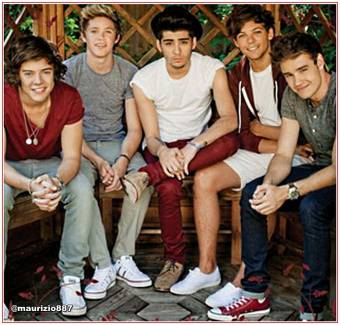 guapos de one direction