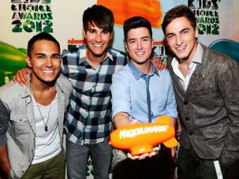 BIG TIME RUSH(SUPER ULTRA SEXIS)