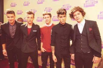 one direction guapos britanicos