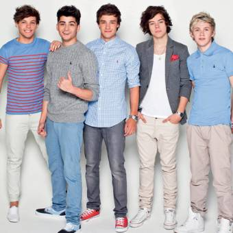 ONE DIRECTION  (LOS MEJORESS)