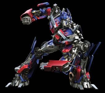 Optimus Prime !