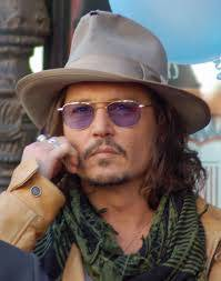 Johnny Deep - The Lone Ranger