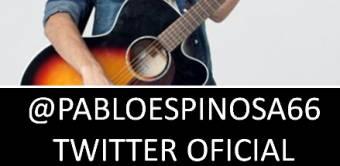 Pablo Espinosa twitter