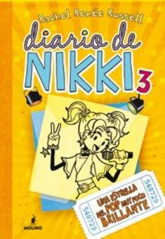 diario de nikki 3:una estrella del pop muy poco brillante.