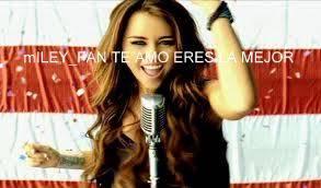 Miley fan