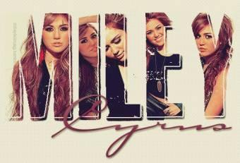 Mira que imagen m�s chula de Miley he encontrado