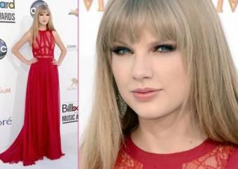 lleva la razòn Taylor Swift.