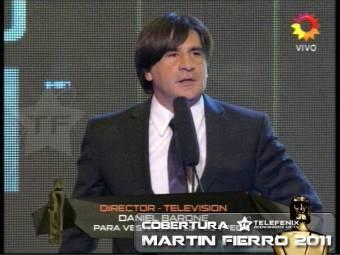 Mejor Director (DANIEL BARONE)