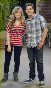Jannette McCurdy y Nathan Kress