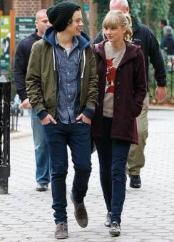Harry Styles & Taylor Swift: Emmm algo no pegaba no?