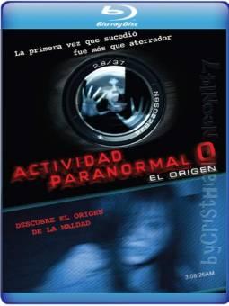 actividad paranormal 0
