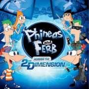 phineas y ferb a traves de la segunda dimension