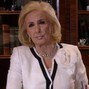 Sofía le pide ayuda a Martin Braun a través de un video