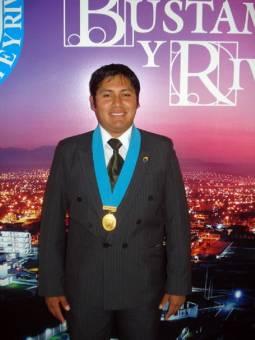 EDSON FRANCISCO CARDENAS CUSIRRAMOS DE AREQUIPA RENACE