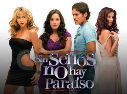 Aylin Mujica, Catherine, Fabian Rios y Carmen Villalobos en........