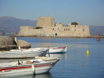 Castillos en el agua