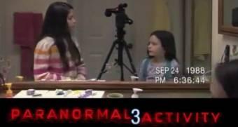 Cine - Actividad Paranormal 3
