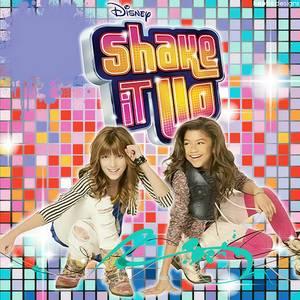 Por su maravillosa serie: Shake it up