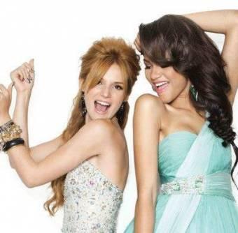 Porque su amiga Bella Thorne es la mejor