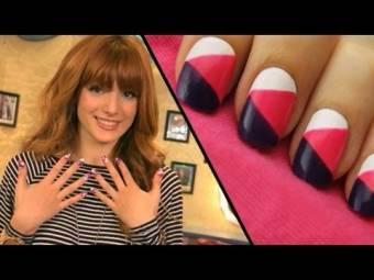 Porque se pinta muy lindas las uñas