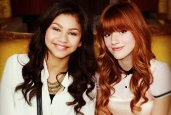 Que si Zendaya s�lo usa a Bella para tener fama, no, son amigas
