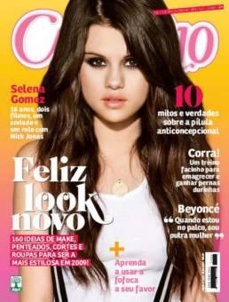 Porque sale en muchas revistas pero en todas sale preciosa