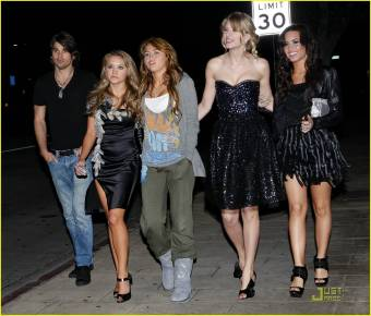 with emily and justin gaston!!!!.