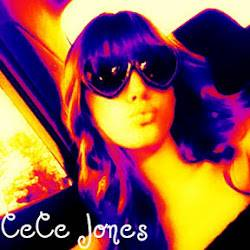 CECE JONES LOVE YOU