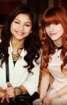 Que si Bella es m�s fea, que si Zendaya es m�s fea, las dos son lindas, si no fueran lindas �C�mo iban a salir en una serie de televisi�n?