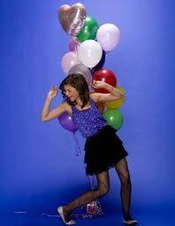 porque zendaya  se ve hermosa con globos