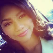 Zendaya tambien es hermosa sin maquillaje.