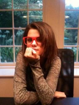Porque es linda inculso con gafas