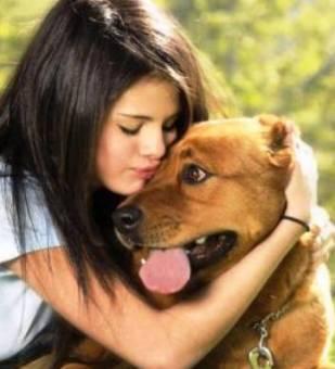 Porque quiere y cuida mucho a los animales