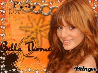 Bella Thorne (Anabella Avery Thorne)