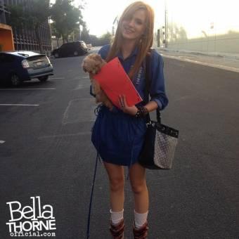 Bella es buena influencia
