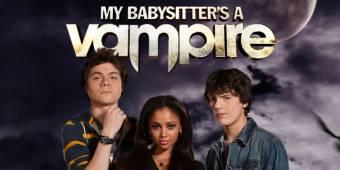 porque trabaja en mi niñera es una vampira