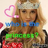 por ser una princesa
