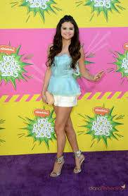 porque gano como nominada actriz tv favorita en los kids choice awards 2013