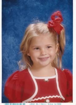 porque de pequeña era adorable
