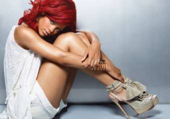 por ser la mayor fan de rihanna