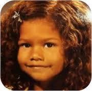 cuando era pequeña era muy tierna