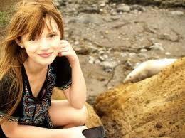 porque desde pequeña era hermosa