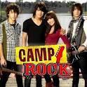 Y DEMI NO TANTO EN CAMP ROCK...