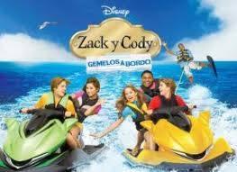zack y cody gemelos a bordo
