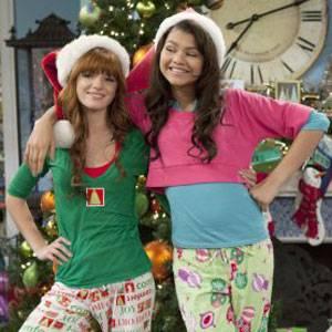 las amamos por festejar navidad juntas