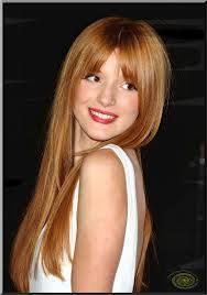 bella:por tener un hermoso cabello