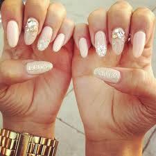 Sus uñas son hermosas