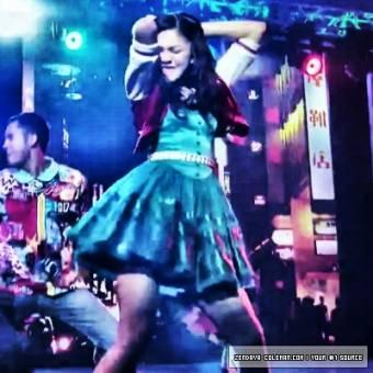 Porque zendaya es la mejor bailarina