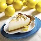 pastel de limon