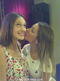 Violetta y Franchesca